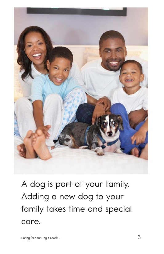 Book Preview For Caring for Your Dog Page 3