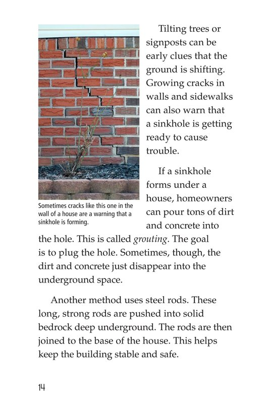 Book Preview For Sinkhole Science Page 14