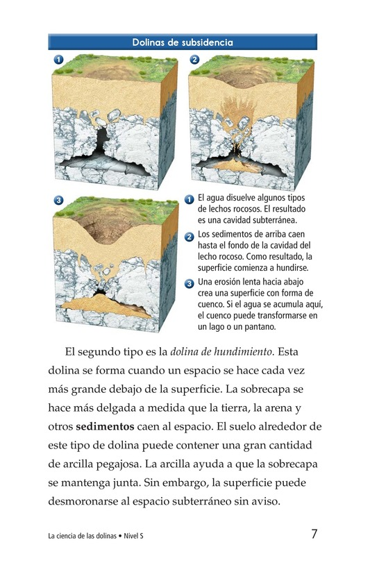 Book Preview For Sinkhole Science Page 7