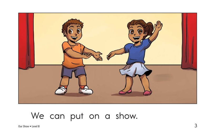 Book Preview For Our Show Page 3