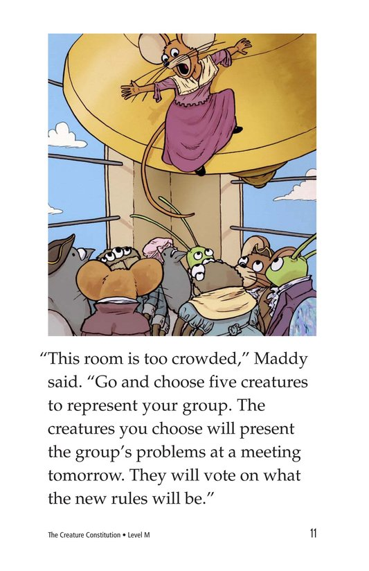 Book Preview For The Creature Constitution Page 11