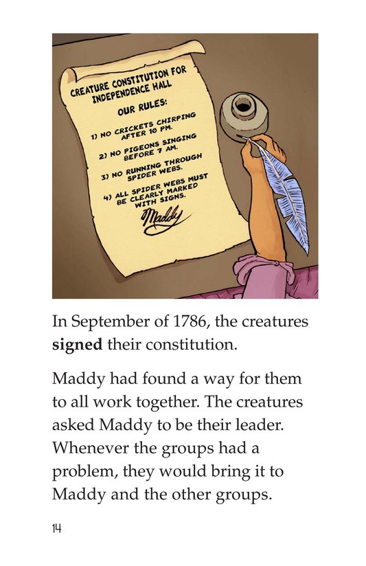 Book Preview For The Creature Constitution Page 14