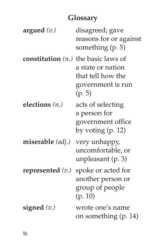 Book Preview For The Creature Constitution Page 16