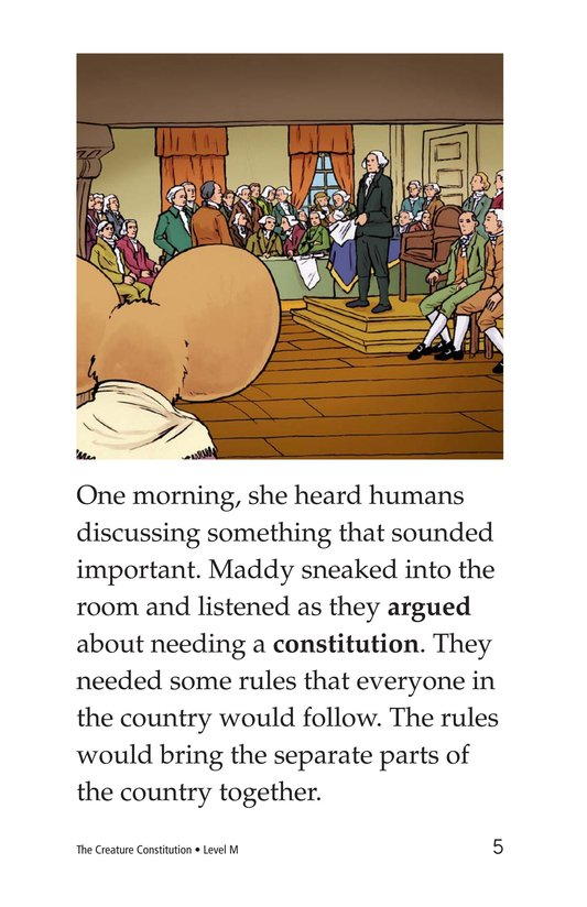 Book Preview For The Creature Constitution Page 5