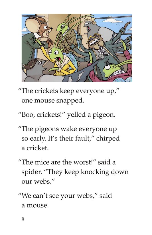 Book Preview For The Creature Constitution Page 8
