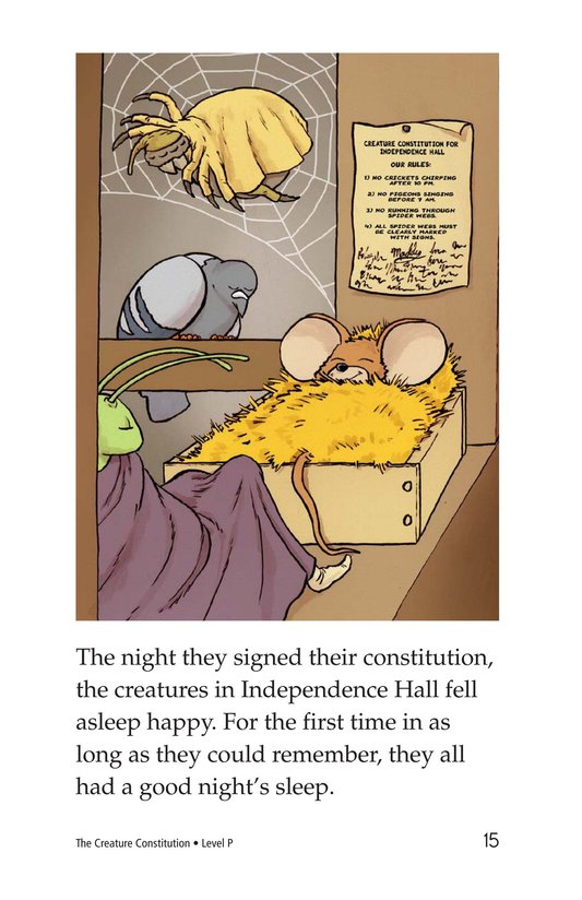 Book Preview For The Creature Constitution Page 15