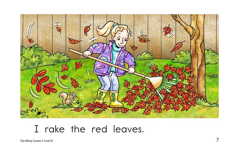 Book Preview For Too Many Leaves Page 7