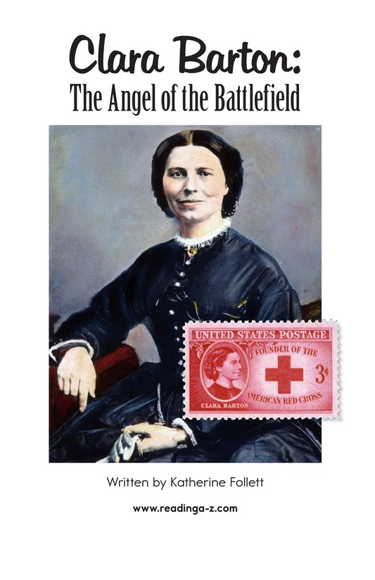 Book Preview For Clara Barton: The Angel of the Battlefield Page 2