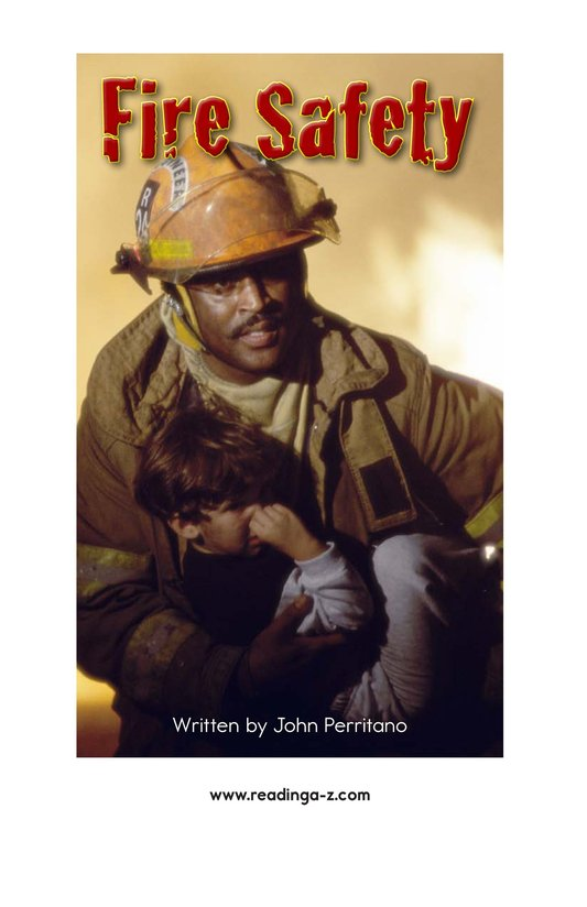 Book Preview For Fire Safety Page 2