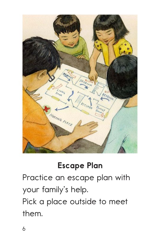 Book Preview For Fire Safety Page 6