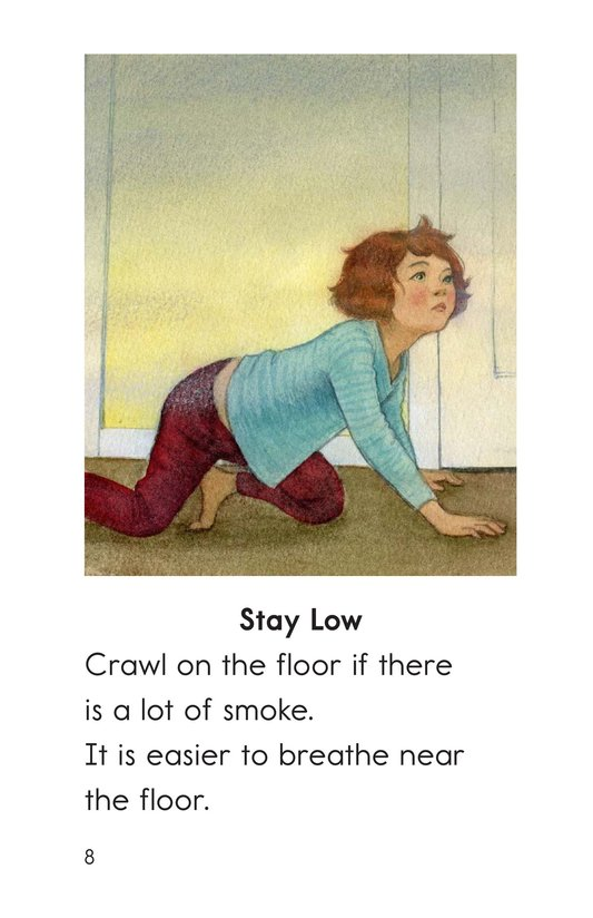 Book Preview For Fire Safety Page 8