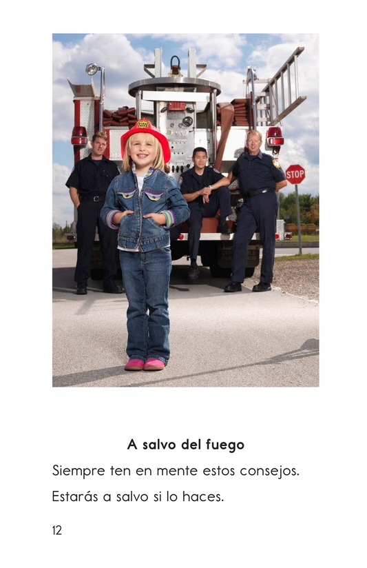 Book Preview For Fire Safety Page 12