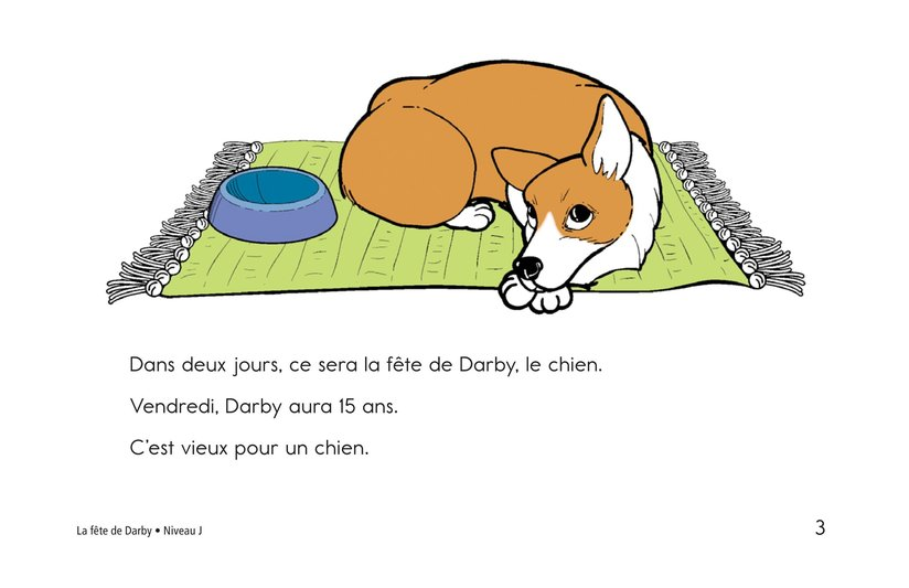 Book Preview For Darby's Birthday Party Page 3