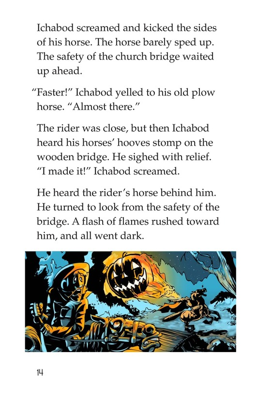 Book Preview For The Legend of Sleepy Hollow Page 14