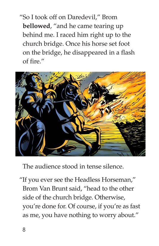 Book Preview For The Legend of Sleepy Hollow Page 8