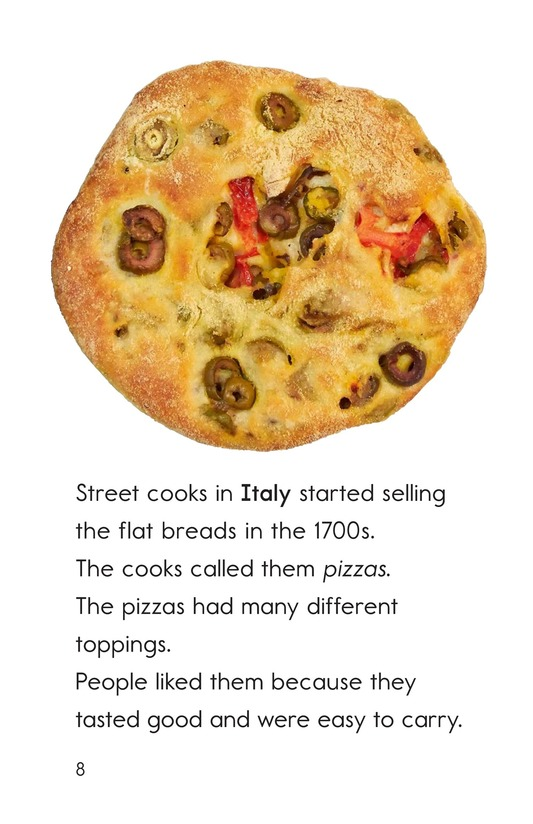 Book Preview For PIZZA! Page 8