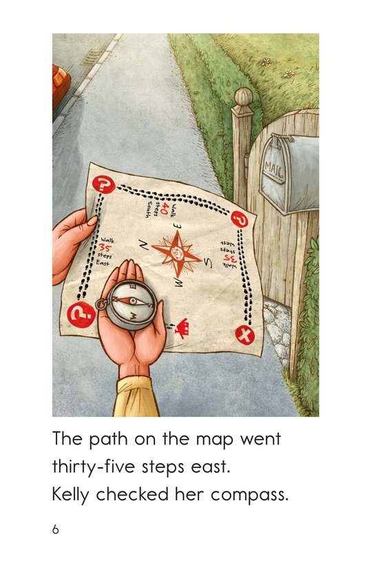 Book Preview For Following the Map Page 6