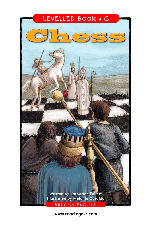 Book Preview For Chess Page 1