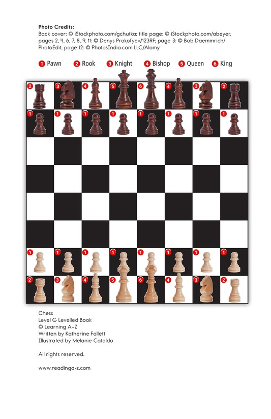 Book Preview For Chess Page 13