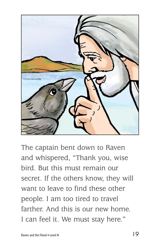 Book Preview For Raven and the Flood Page 19