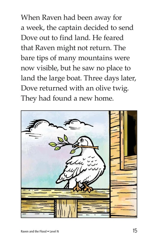 Book Preview For Raven and the Flood Page 15