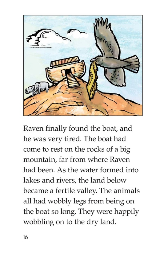 Book Preview For Raven and the Flood Page 16