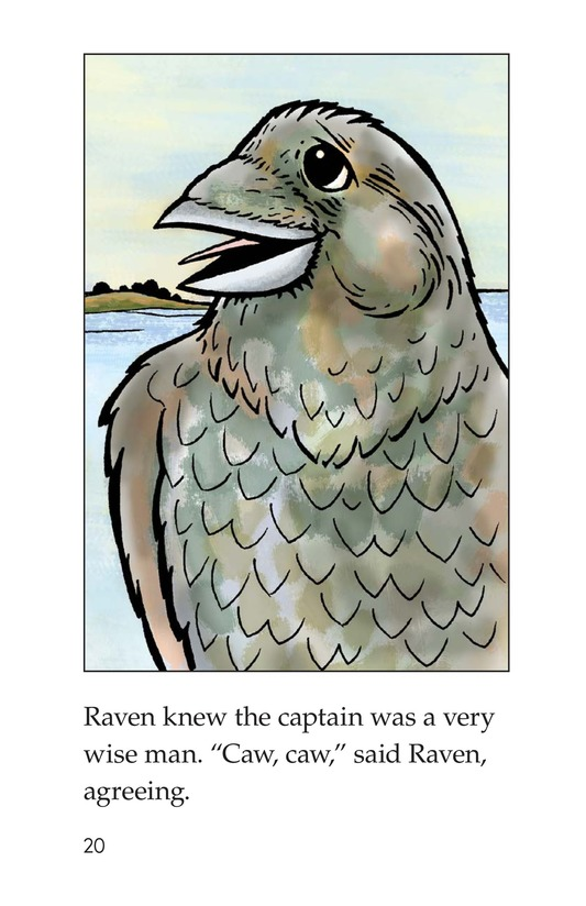 Book Preview For Raven and the Flood Page 20