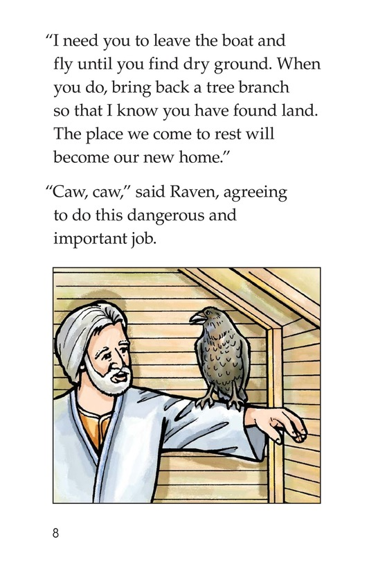 Book Preview For Raven and the Flood Page 8