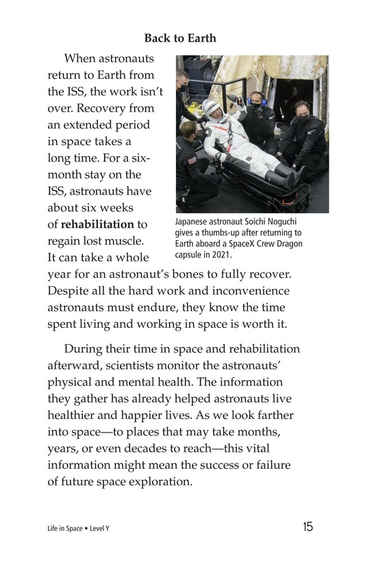 Book Preview For Life in Space Page 15