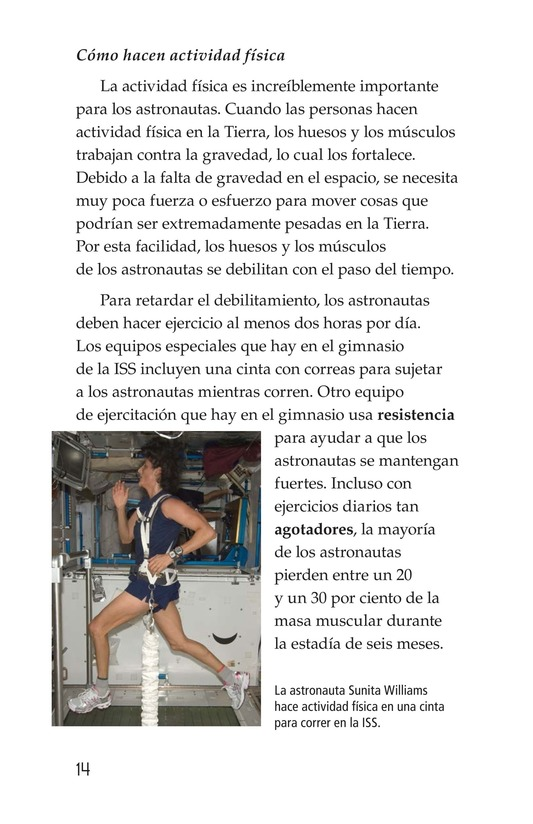Book Preview For Life in Space Page 14