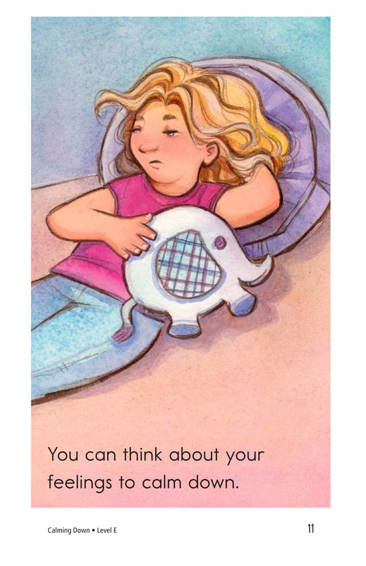 Book Preview For Calming Down Page 11