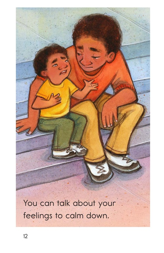 Book Preview For Calming Down Page 12