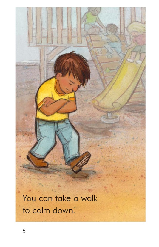 Book Preview For Calming Down Page 6
