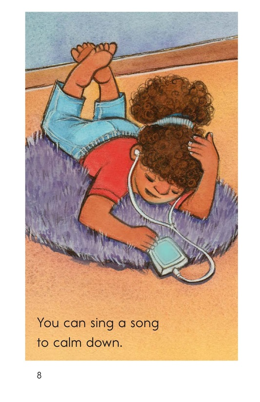 Book Preview For Calming Down Page 8