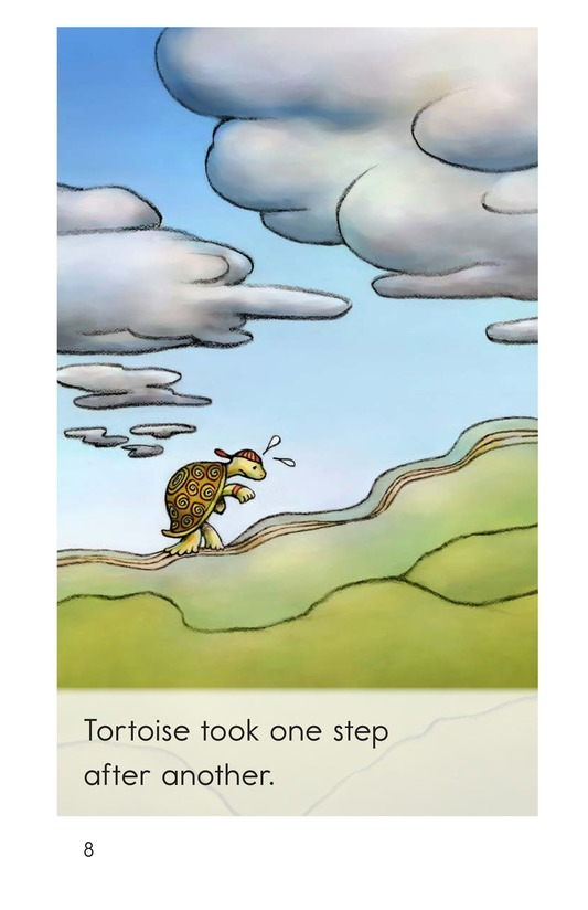 Book Preview For The Tortoise and the Hare Page 8