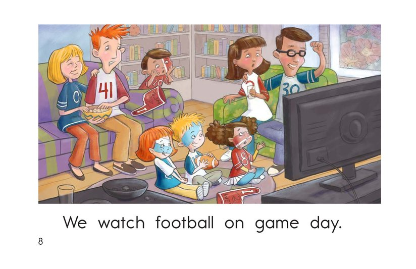 Book Preview For The Big Game Page 8