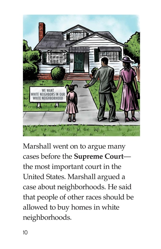 Book Preview For Thurgood Marshall Page 10