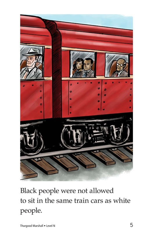 Book Preview For Thurgood Marshall Page 5