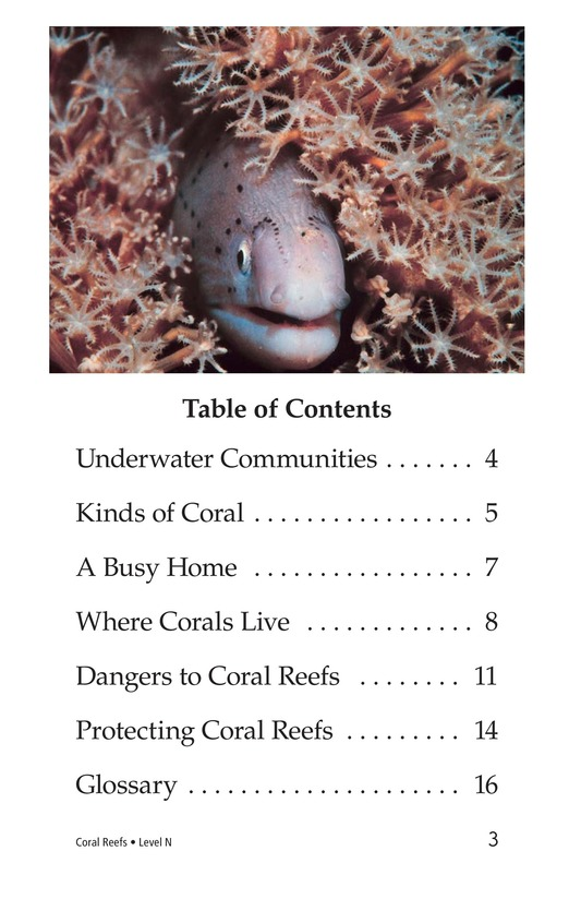Book Preview For Coral Reefs Page 3