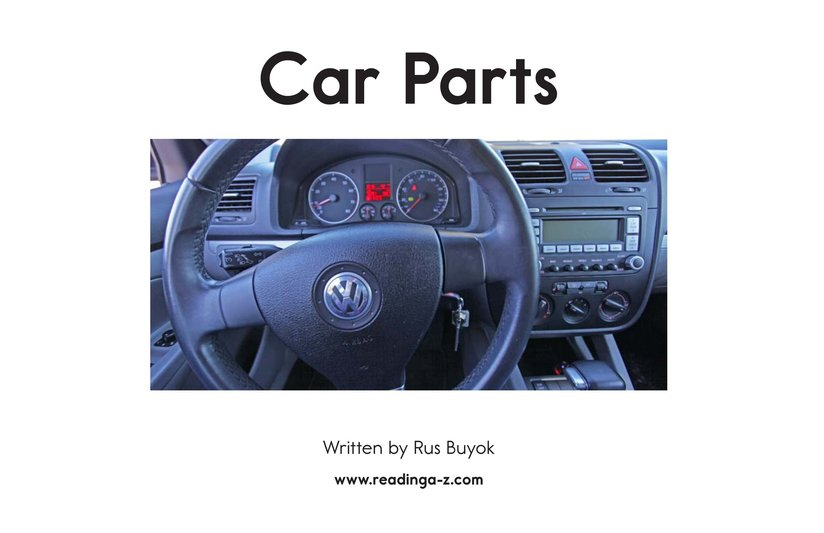 Book Preview For Car Parts Page 2