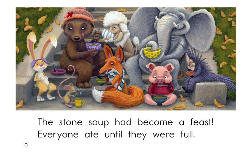 Book Preview For Stone Soup Page 10