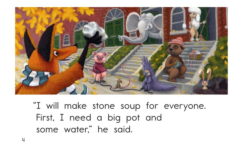 Book Preview For Stone Soup Page 4