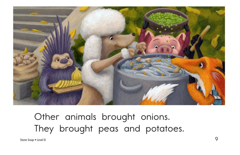 Book Preview For Stone Soup Page 9