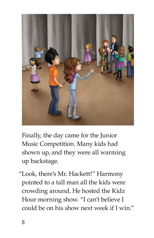 Book Preview For Rockin' Rhythm and Sweet Harmony Page 8