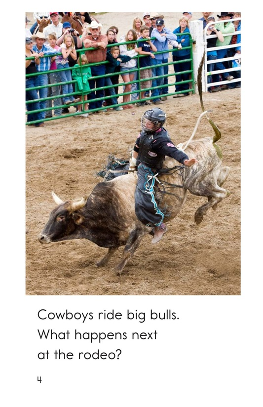 Book Preview For At the Rodeo Page 4