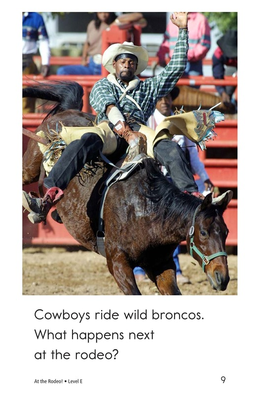 Book Preview For At the Rodeo Page 9