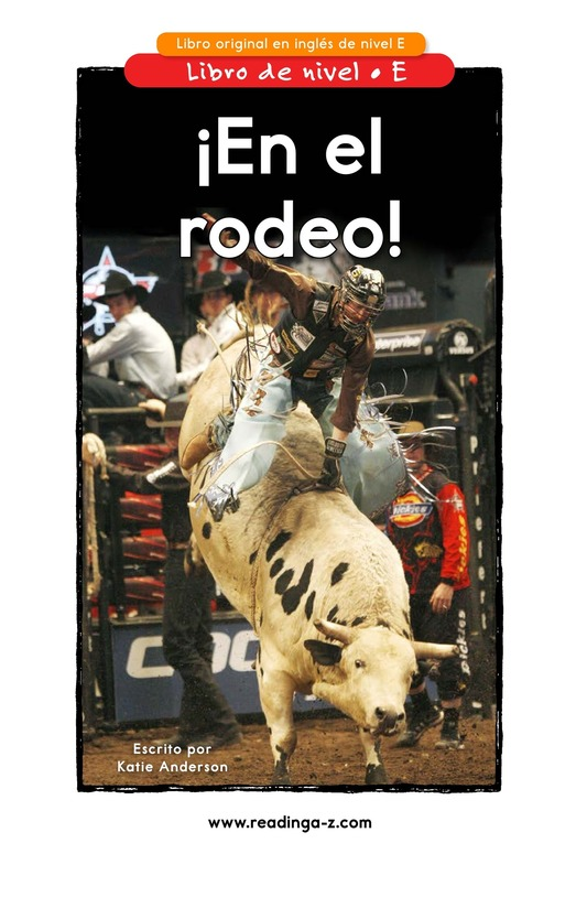 Book Preview For At the Rodeo Page 1