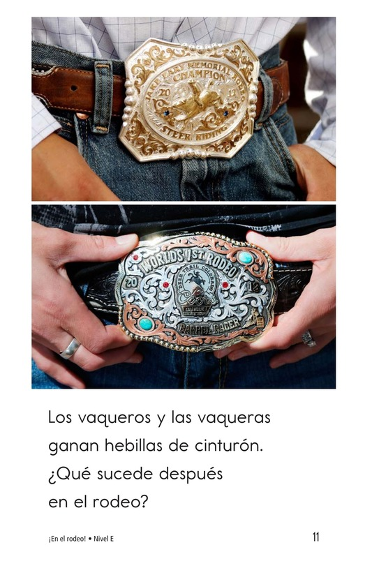 Book Preview For At the Rodeo Page 11