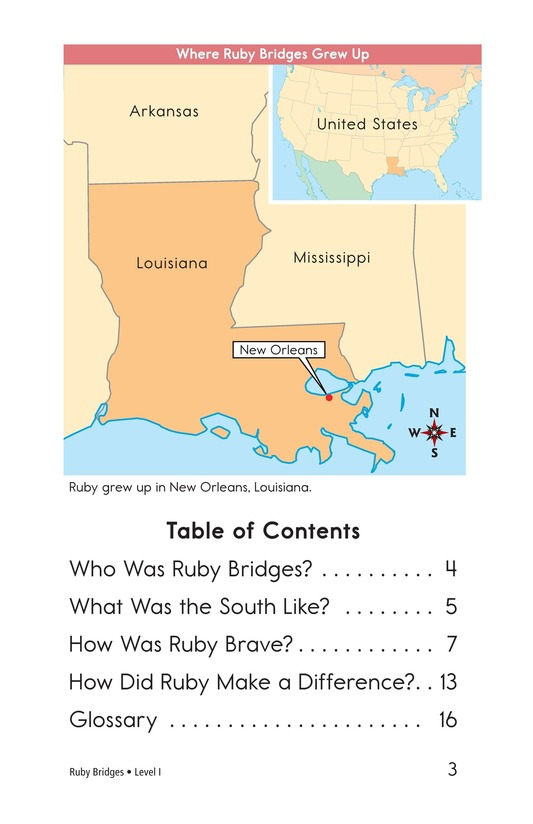 Book Preview For Ruby Bridges Page 3