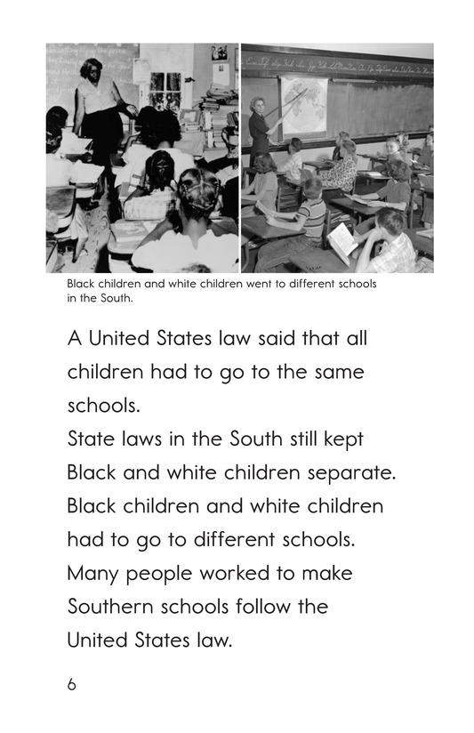 Book Preview For Ruby Bridges Page 6